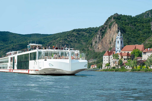 Wine enthusiasts will appreciate a visit to the wine region of Dürnstein, Austria, on a Viking River cruise.