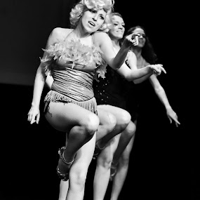 Lullaby in Motion by Mladen Bozickovic - People Musicians & Entertainers ( dancing, body, girls, fashion, dancers, vintage, marilynmonroe, retro, beauty, diva, dress, legs, dance )
