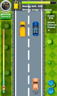 Green Driver: SPEEDY CAR - screenshot thumbnail