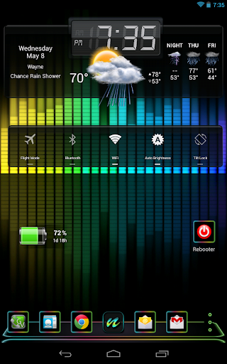 Next Launcher 3D Nex HD v1.5 apk