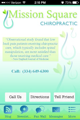 Mission Square Chiropractic