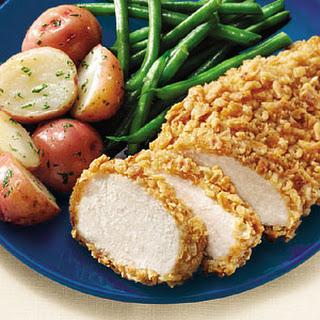 Crunchy Onion Chicken.