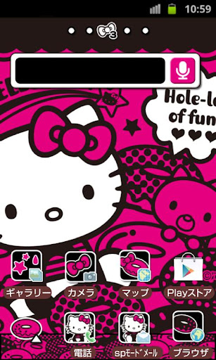 HELLO KITTY Theme65