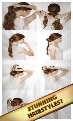 我们的创意发型