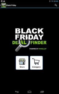 Black Friday Deal Finder- screenshot thumbnail