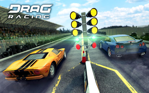 Drag Racing v1.6.31 APK (Mod) Screen shot