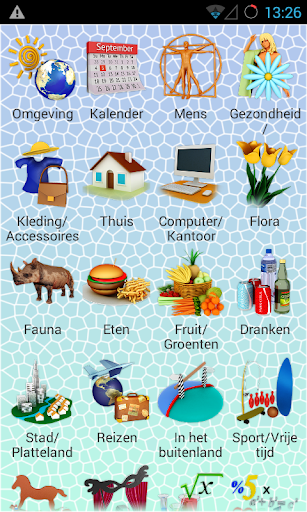 PixWord English for Dutch