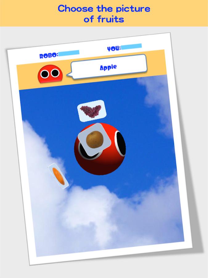 Fruits Robo - screenshot