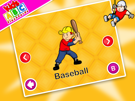 Kids ABC Flash Cards 1.15 screenshot 2077011