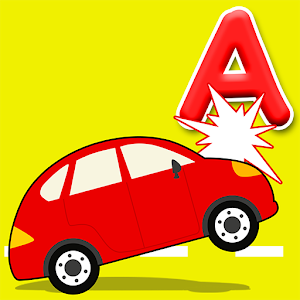 Alphabet car game for kids for PC and MAC