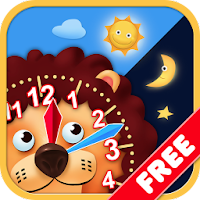 Interactive Telling Time Free 3.4