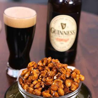 Guinness Glazed Nuts
