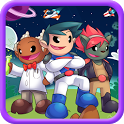 Space Heroes Pocket Toons icon