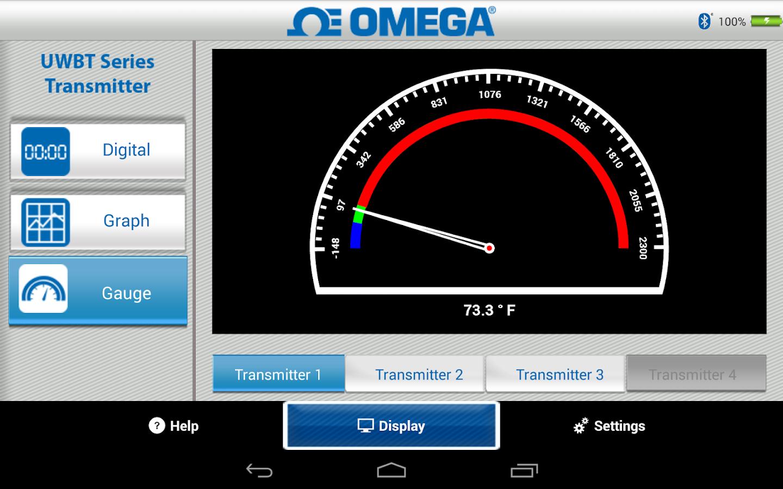 OMEGA-UWBT 30