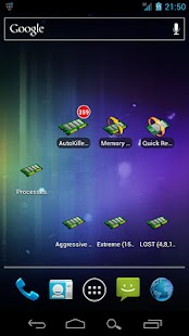 AutoKiller Memory Optimizer- screenshot thumbnail