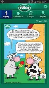 Sütaş Karikatürleri - screenshot thumbnail