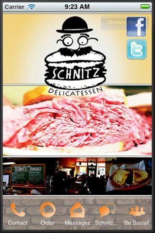 Schnitz Deli