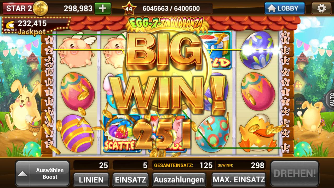 Slots In Deutsch