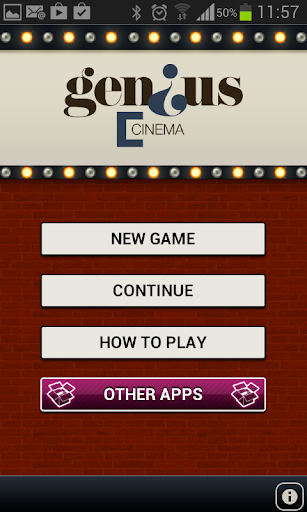 Genius Cinema Quiz Lite