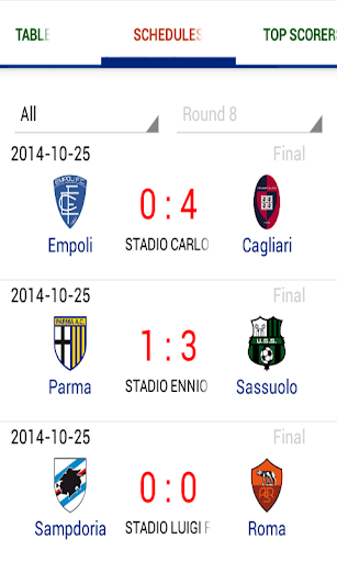 Live Soccer: Serie A