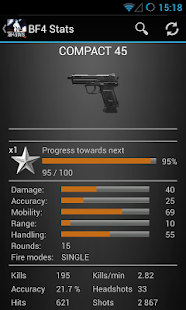 Battlefield BF4 Stats - screenshot thumbnail