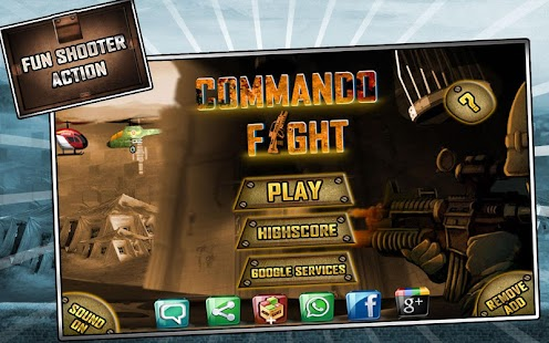 Commando Fight : Final Battle - screenshot thumbnail