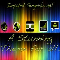 Impaled Gingerbread ADW Theme 1.1