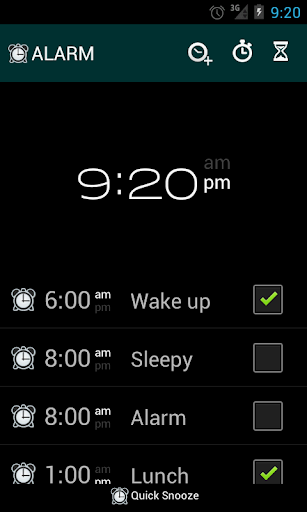 Alarm Clock Xtreme Free +Timer - Android Apps on Google Play