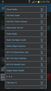 MyRadio VIETNAM - screenshot thumbnail
