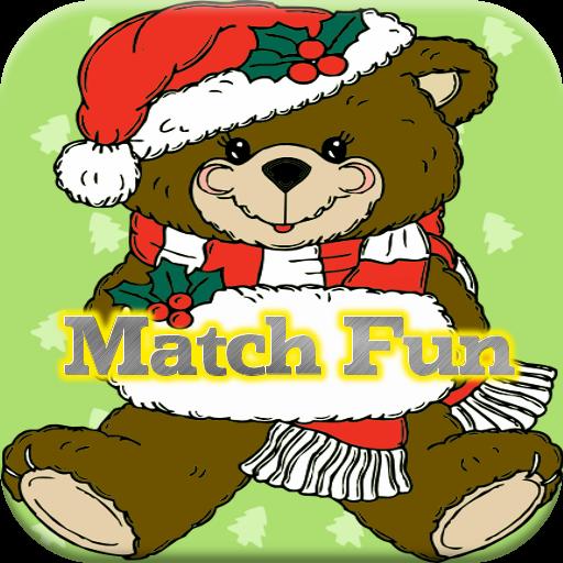 Kids Matching Game - Christmas LOGO-APP點子