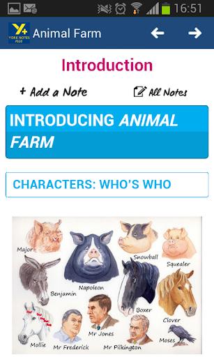 Animal Farm GCSE