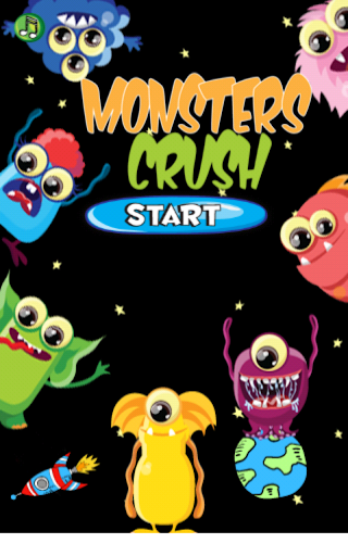Monsters crush