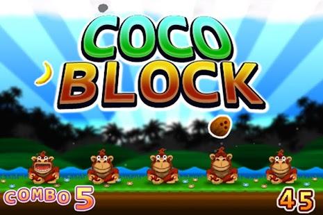 Coco Block - Coconuts Evader- screenshot thumbnail