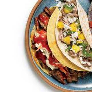 BBQ Tacos.