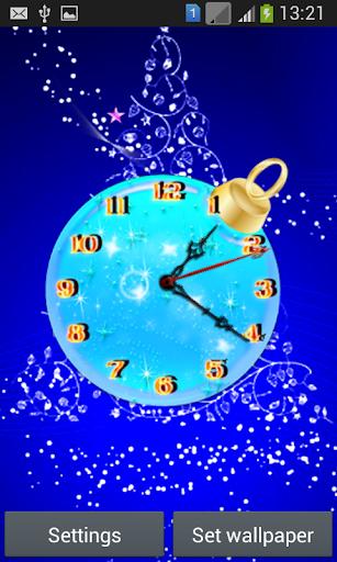 Balls Analog Clock