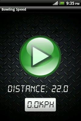 Bowling Speed - screenshot
