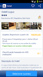 Booking.com: 445.000+ hotéis - screenshot thumbnail