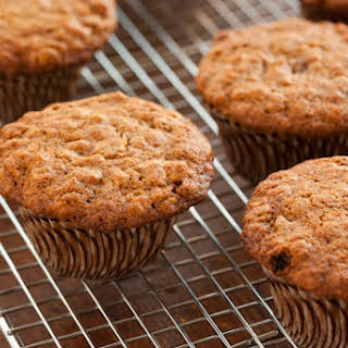 Oatmeal Raisin Cookie Muffins.