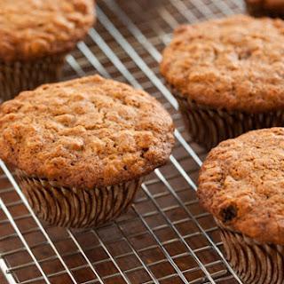 Oatmeal Raisin Cookie Muffins.