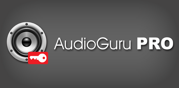 AudioGuru | Audio Manager Pro apk