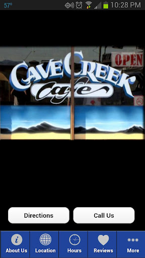 Cave Creek Cafe