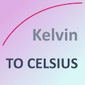 Kelvin to Celsius