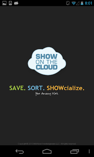 Show On The Cloud