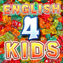 English for kids learning free icon