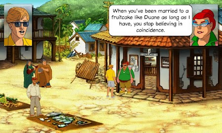 Broken Sword 2: Remastered Screenshot 1