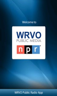 WRVO Public Radio App - screenshot thumbnail