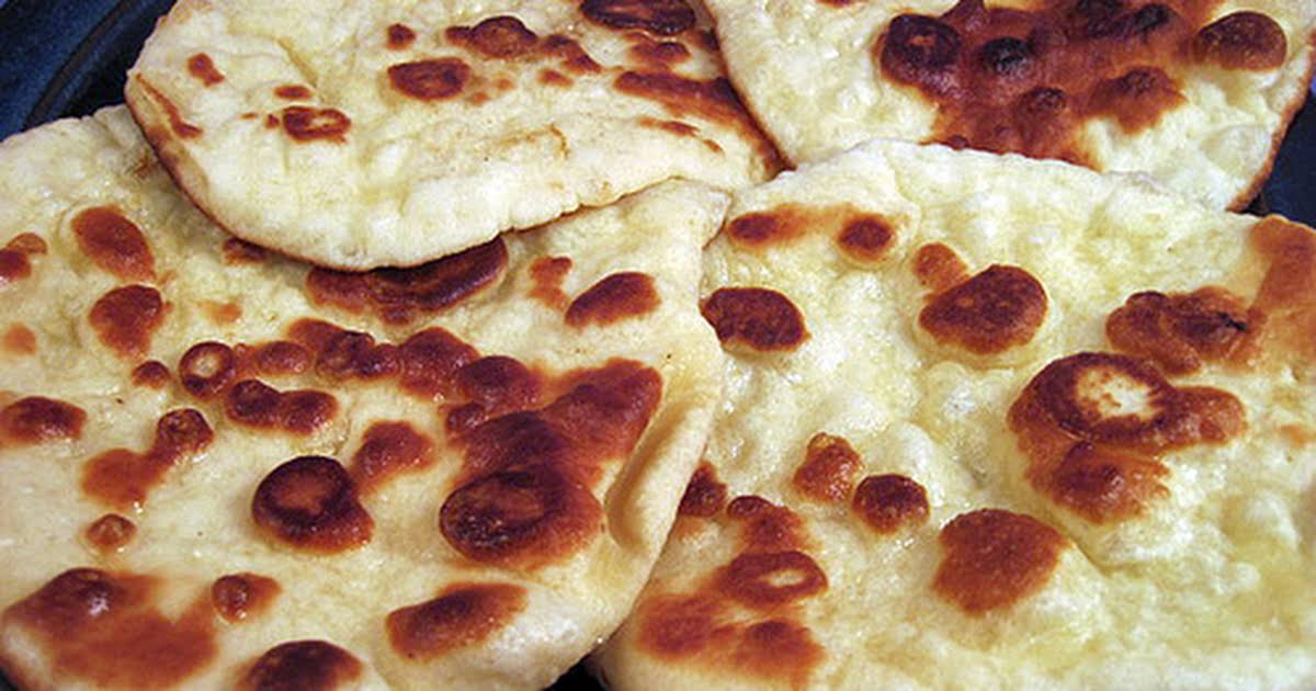 10 Best Naan Bread Without Yogurt Recipes