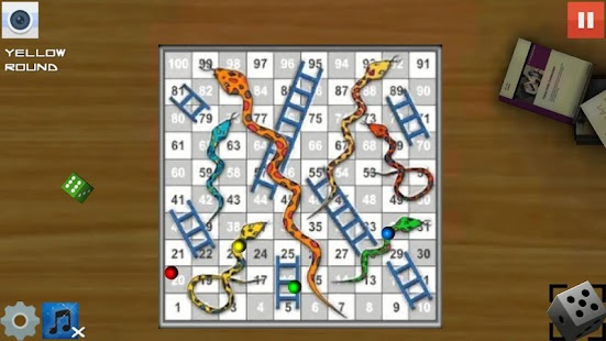 Snakes And Ladders Game- screenshot thumbnail