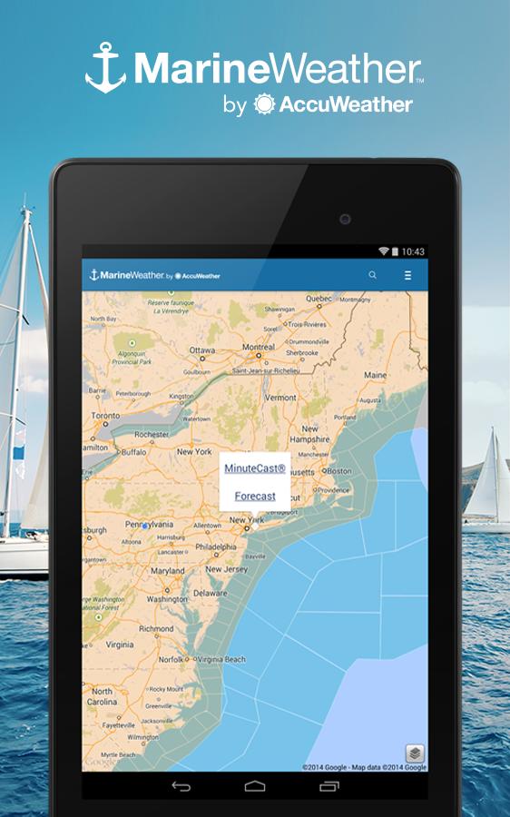 Marine Weather: UK Edition - screenshot