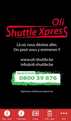 Oli Shuttle Xpress